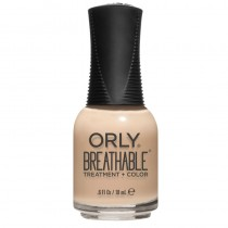 Orly Breathable Mind Body Spirit Treatment + Color Polish 18ml Nudes Collection