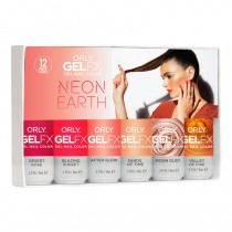 Orly Gel FX Neon Earth Collection 6 Piece Kit