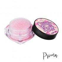 Prima Makeup Cream Soda Glitter Buff Sparkling Lip Scrub