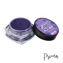 Prima Makeup Black Cherry Klay Glitter Buff Sparkling Lip Scrub