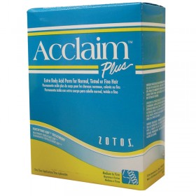 Acclaim Plus Perm Extra Body - 1 Application