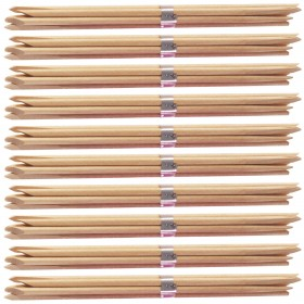 Lotus Essentials Orange Wood Sticks 7in x 100