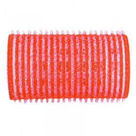 Sibel Velcro Rollers Red 36mm x 12