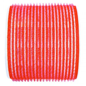 Sibel Jumbo Velcro Rollers Red 70mm x 6