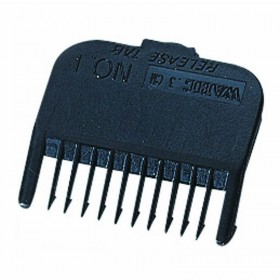 Wahl Attachment Comb No.1 Black 3mm