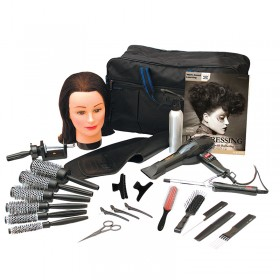 Lotus Professional Complete Hairdressing College Kit - Left Handed
