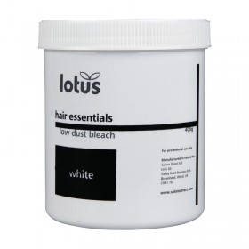 Lotus Low Dust (White) Bleach 400g