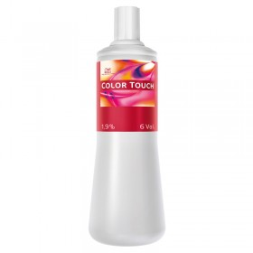 Wella Color Touch Creme Lotion 1.9% 500ml