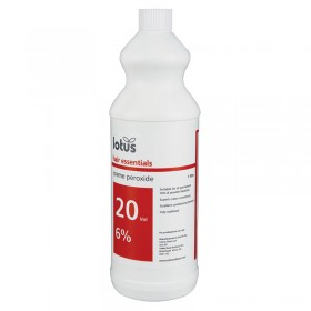 Lotus Creme Peroxide 1 Litre 20 Vol 6%