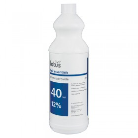 Lotus Creme Peroxide 1 Litre 40 Vol 12%