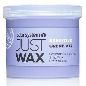 Just Wax Sensitive Creme Wax 450g