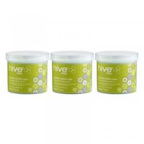 Hive Tea Tree Wax 425g Special Offer Pack