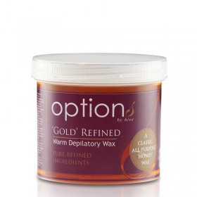 Hive Gold Lux Refined Warm Wax 425g