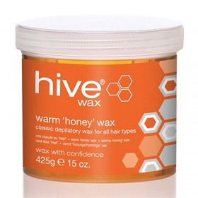 Hive Warm Honey Wax 425g