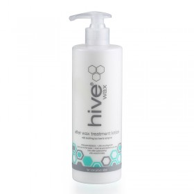 Hive After Wax Treatment Lotion with Tea Tree Oil 400ml