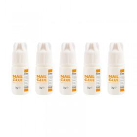 The Edge Nail Glue 3g 5 pack