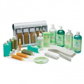 Clean + Easy Roller Head Waxing Spa Kit
