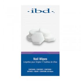 IBD Lint Free Nail Wipes (x80)