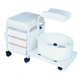 Lotus Mobile Pedicure Unit