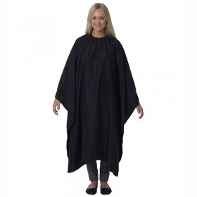 Lotus Water Repellent-Static Free Cutting Gown Black
