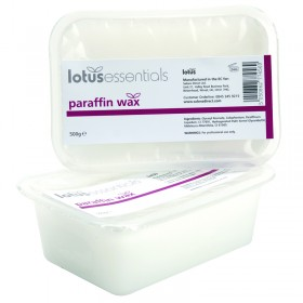 Lotus Essentials Paraffin Wax 500g