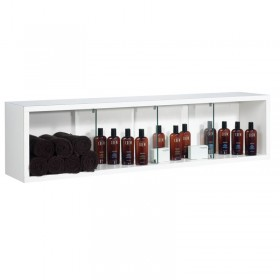 REM Horizontal Towel Storage