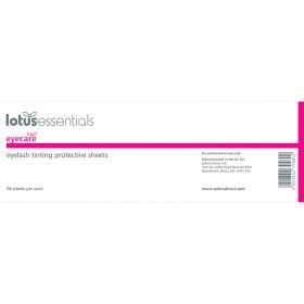 Lotus Essentials Eye Protective Sheets x 96