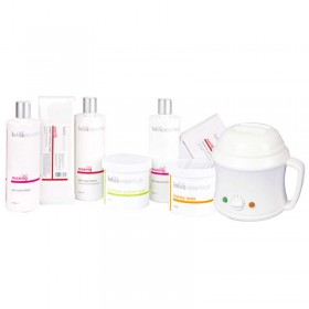 Lotus Essentials Waxing Starter Kit With 500cc Heater
