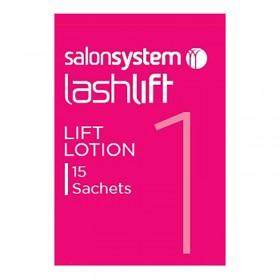 Salon System Lashperm Perming Lotion (15 x sachets)