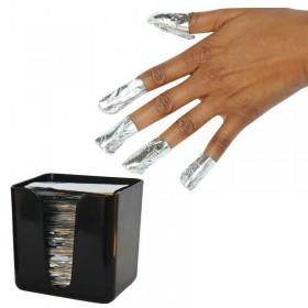 Magis Gel Foil Nail Wraps Fingers pk of 500