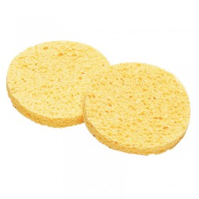 Lotus Essentials Yellow Cellulose Sponge Small x 2