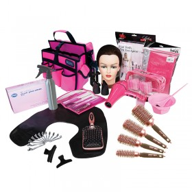 Complete Pink College Kit