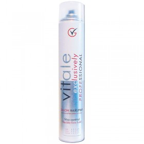 Vitale Flexible Firm Hold Hairspray 750ml