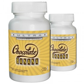 Chocolate Banana ULTRA Slimming Tablets - 8 Caps