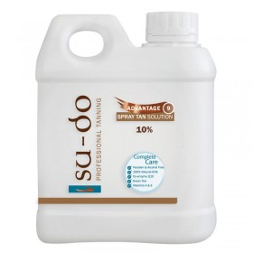 Su-do Advantage 9 Spray Tanning Solution 10% 1 Litre