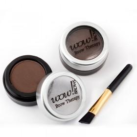 Wow! Brows Dark Brown Eyebrow Powder 12g