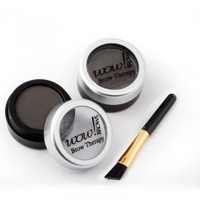 Wow! Brows Soft Black Eyebrow Powder 12g