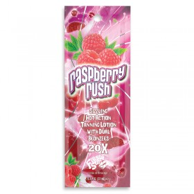 Fruity Scentsations Raspberry Rush 22ml Tanning Accelerator by Fiesta Sun