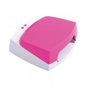The Edge 36w UV Lamp Pink & White
