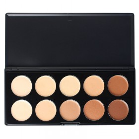 Crown Brush 10 Colour Concealer Palette