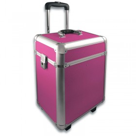 Deo Pink Beauty Case Large