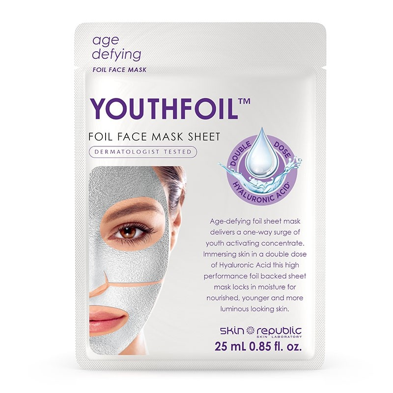 Skin Republic Youthfoil Face Mask Sheet 25ml