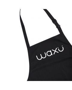 Waxu Wipe Clean Wax Apron Black