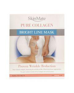 Skinmate Pure Collagen Skin Lightening Mask Pack of 5