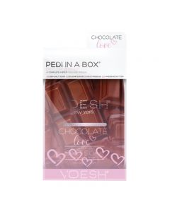 Voesh Pedi In A Box Deluxe 4 Step Chocolate Love