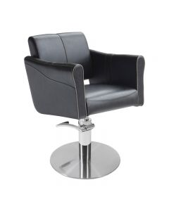 Lotus Chilton Black Styling Chair