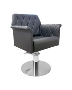 Lotus Christie Grey Styling Chair