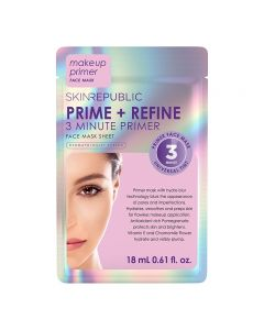 Skin Republic Prime + Refine Face Mask 18ml