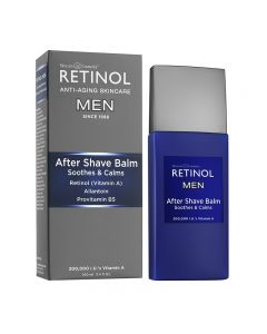 Retinol Mens After Shave Balm 100ml