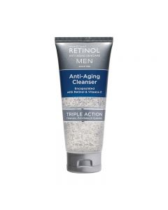 Retinol Mens Anti Aging Cleanser 150ml